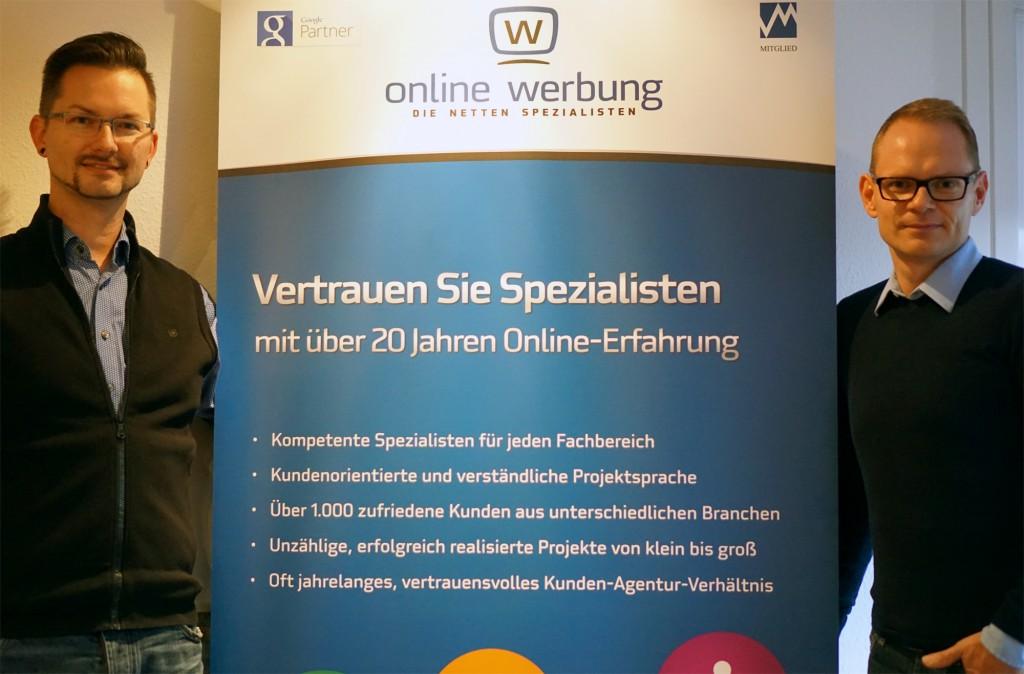 online-werbung.de - die netten Spezialisten