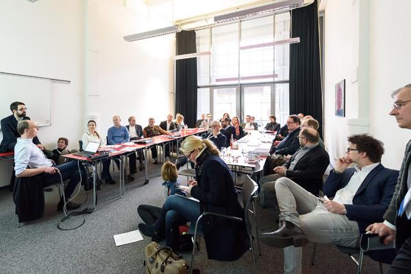 Vortragsveranstaltung der netten Spezialisten - Foto: www.blende4events.de