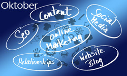 Online-Marketing-Informationen Oktober 2017